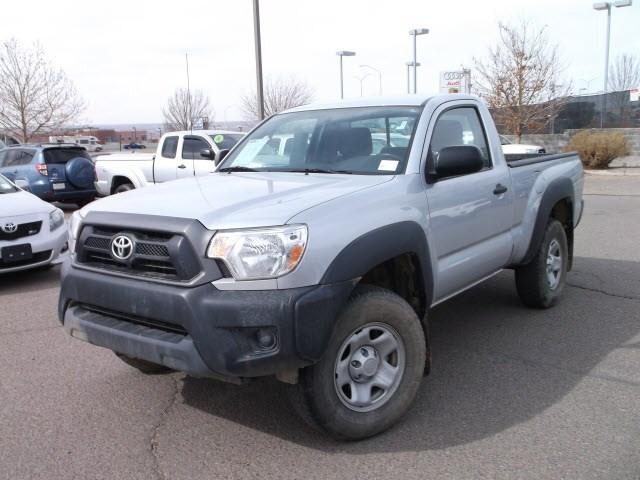 2013 Toyota Tacoma Regular Cab Pickup for sale in Albuquerque for $24,999 with 30,826 miles.