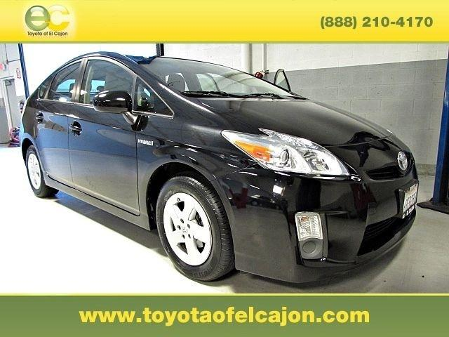 2011 Toyota Prius II Hatchback for sale in El Cajon for $17,770 with 50,851 miles.