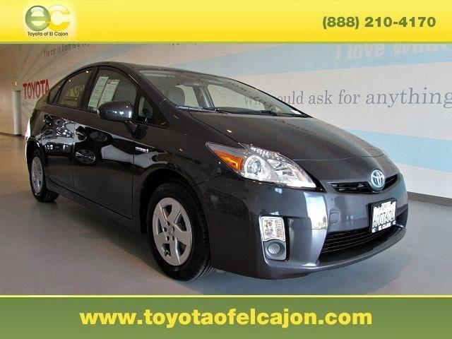 2011 Toyota Prius II Hatchback for sale in El Cajon for $17,852 with 35,628 miles.