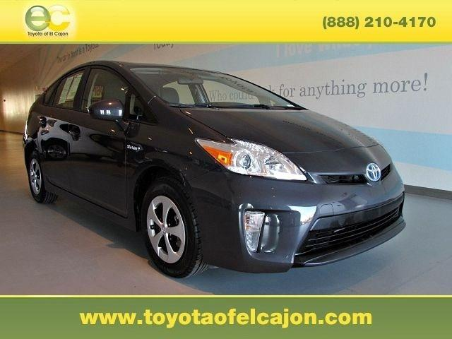 2013 Toyota Prius Hatchback for sale in El Cajon for $18,499 with 30,203 miles.