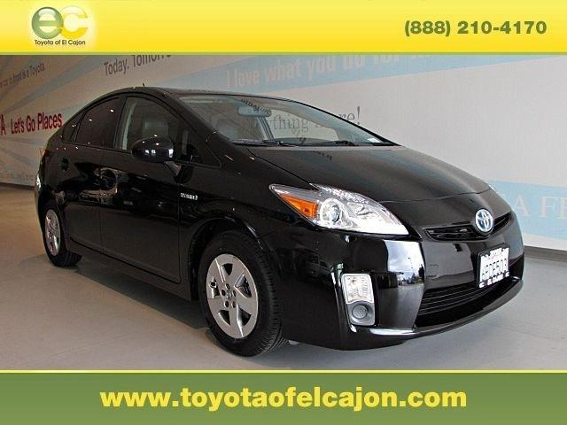 2010 Toyota Prius IV Hatchback for sale in El Cajon for $18,372 with 42,526 miles.