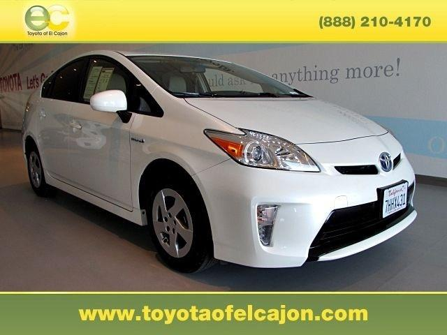 2015 Toyota Prius Hatchback for sale in El Cajon for $24,490 with 9,167 miles