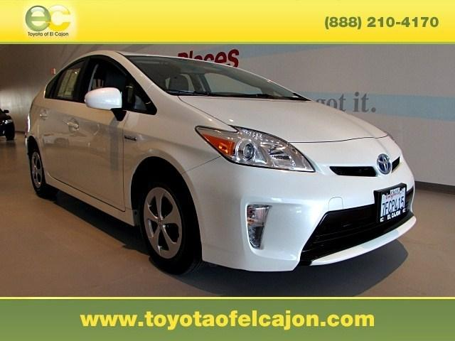 2014 Toyota Prius Hatchback for sale in El Cajon for $21,870 with 24,018 miles