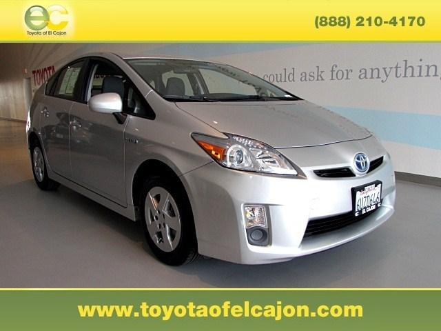 2011 Toyota Prius II Hatchback for sale in El Cajon for $16,920 with 46,330 miles