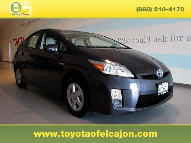 2011 Toyota Prius II Hatchback for sale in El Cajon for $18,844 with 46,616 miles.