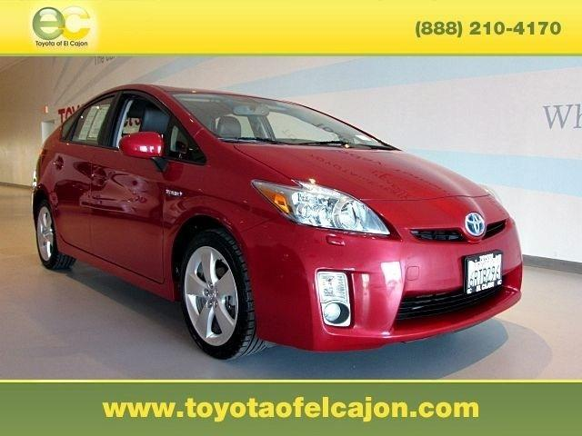 2011 Toyota Prius V Hatchback for sale in El Cajon for $23,251 with 37,842 miles.