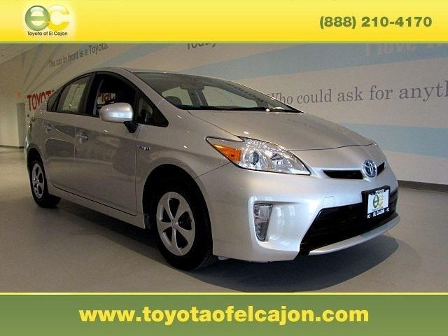 2013 Toyota Prius Hatchback for sale in El Cajon for $20,445 with 35,871 miles.