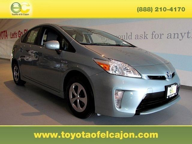 2013 Toyota Prius Hatchback for sale in El Cajon for $20,628 with 25,818 miles.