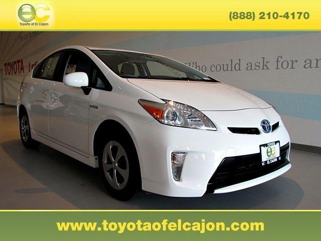 2013 Toyota Prius Hatchback for sale in El Cajon for $20,521 with 39,784 miles.