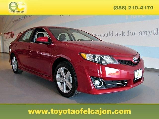 2014 Toyota Camry Sedan for sale in El Cajon for $19,880 with 15,410 miles