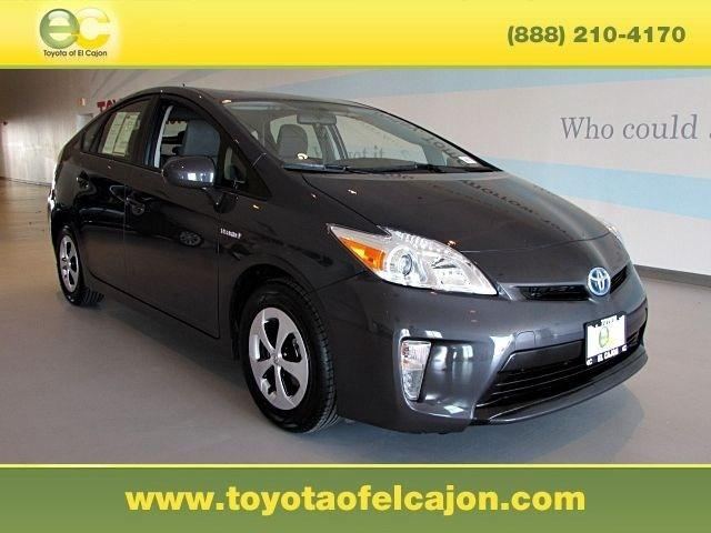 2014 Toyota Prius Hatchback for sale in El Cajon for $20,766 with 35,375 miles