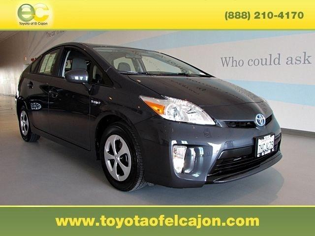 2015 Toyota Prius Hatchback for sale in El Cajon for $24,150 with 16,462 miles