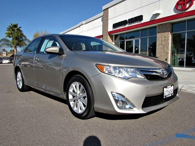 2013 Toyota Camry Sedan for sale in El Cajon for $20,589 with 39,628 miles.