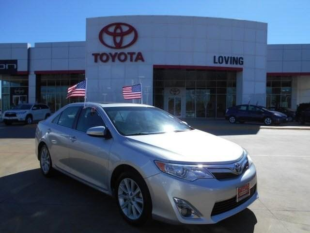 2012 Toyota Camry XLE Sedan for sale in Lufkin for $18,995 with 45,854 miles.