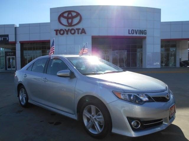 2014 Toyota Camry Sedan for sale in Lufkin for $23,995 with 5,014 miles.