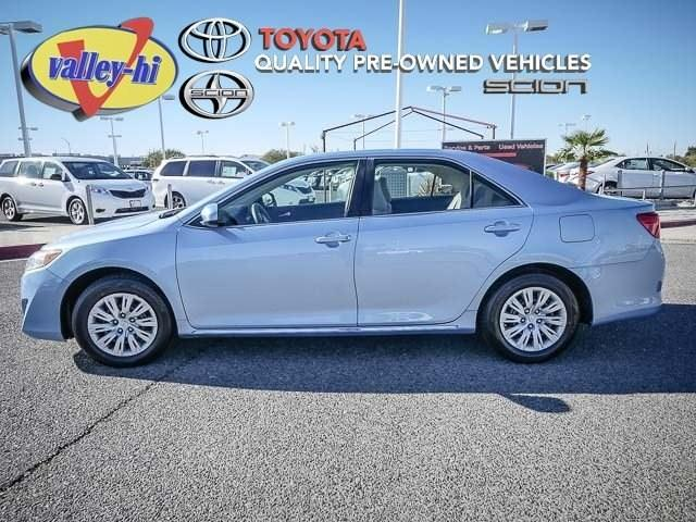 2012 Toyota Camry LE Sedan for sale in Victorville for $15,995 with 65,647 miles.