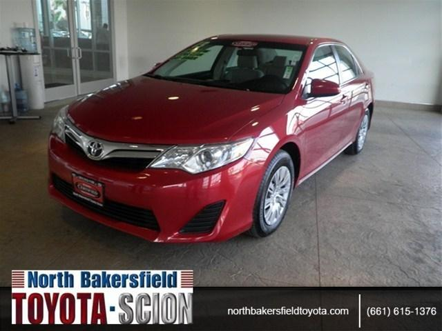 2013 Toyota Camry Sedan for sale in Bakersfield for $16,571 with 38,602 miles.