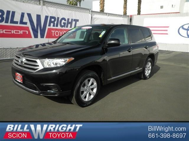 2012 Toyota Highlander Base SUV for sale in Bakersfield for $24,988 with 43,995 miles.