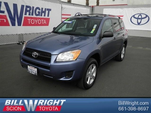 2011 Toyota RAV4 Base SUV for sale in Bakersfield for $18,988 with 58,562 miles