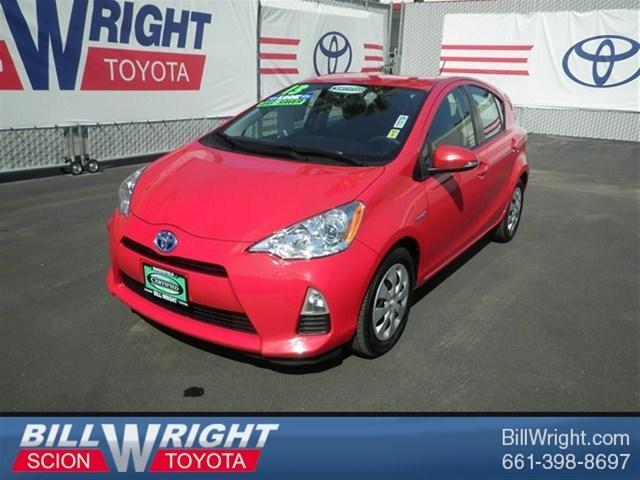 2013 Toyota Prius C Hatchback for sale in Bakersfield for $19,988 with 30,821 miles