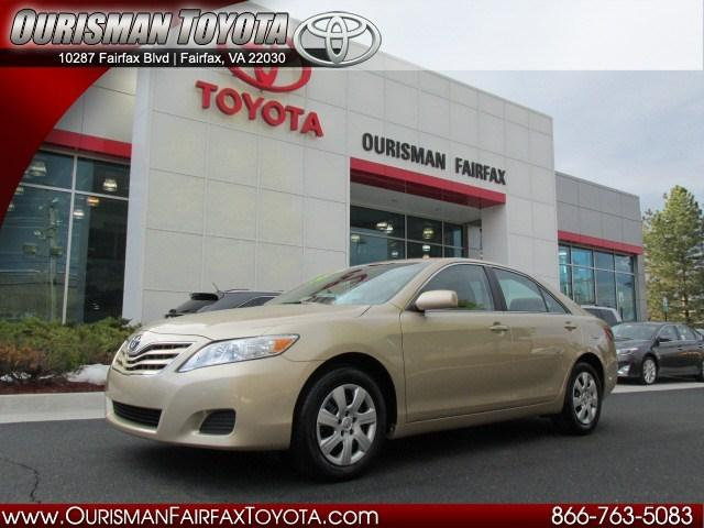 2011 Toyota Camry LE Sedan for sale in Fairfax for $13,403 with 56,860 miles.