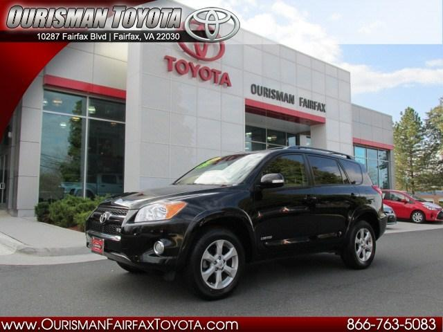 2011 Toyota RAV4 Limited SUV for sale in Fairfax for $21,996 with 29,242 miles.