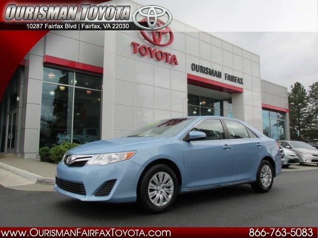 2012 Toyota Camry LE Sedan for sale in Fairfax for $15,987 with 30,580 miles.