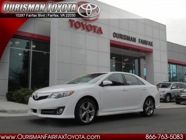 2013 Toyota Camry Sedan for sale in Fairfax for $22,399 with 17,743 miles.