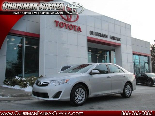 2012 Toyota Camry LE Sedan for sale in Fairfax for $14,987 with 49,546 miles.