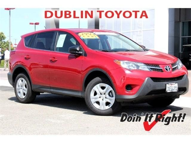 2013 Toyota RAV4 SUV for sale in Dublin for $24,991 with 43,572 miles