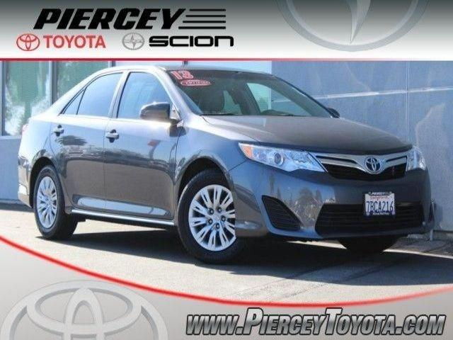2013 Toyota Camry Sedan for sale in Milpitas for $18,998 with 36,104 miles.
