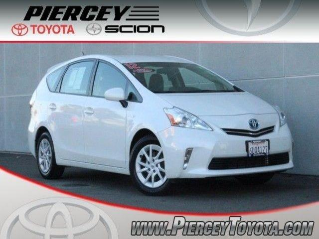 2012 Toyota Prius V Two Wagon for sale in Milpitas for $19,998 with 36,050 miles