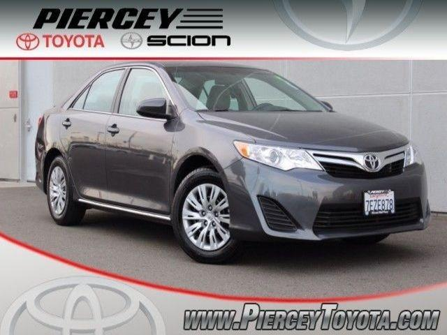 2014 Toyota Camry Sedan for sale in Milpitas for $20,998 with 18,053 miles.