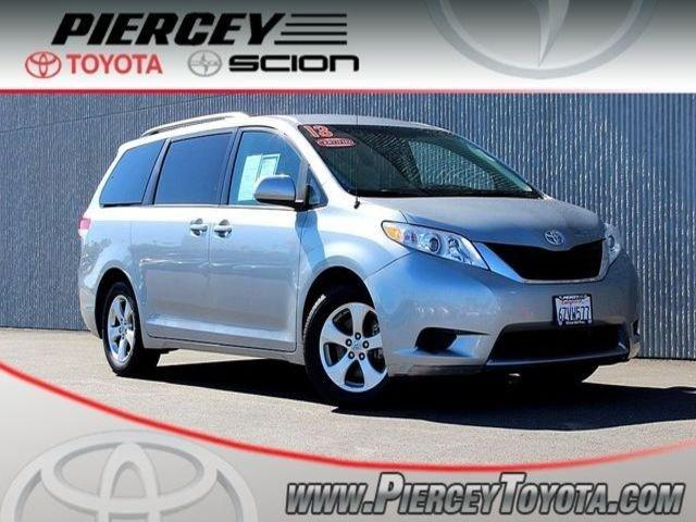 2013 Toyota Sienna Minivan for sale in Milpitas for $26,998 with 42,629 miles