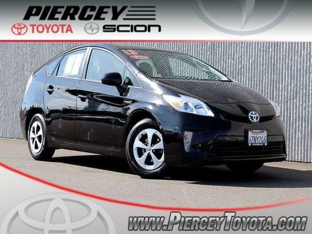 2013 Toyota Prius Hatchback for sale in Milpitas for $20,998 with 45,529 miles