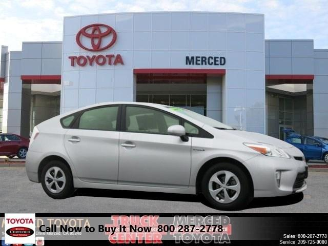 2013 Toyota Prius Hatchback for sale in Merced for $20,994 with 25,150 miles.