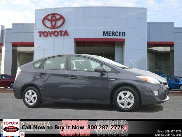 2011 Toyota Prius II Hatchback for sale in Merced for $17,282 with 49,422 miles