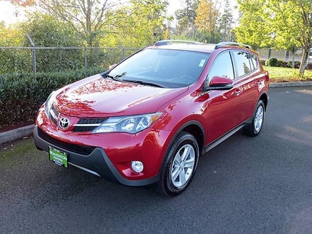 2014 Toyota RAV4 SUV for sale in Beaverton for $23,594 with 12,430 miles.