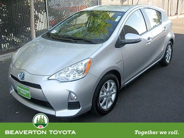 2013 Toyota Prius C Hatchback for sale in Warrenton for $17,998 with 47,218 miles.