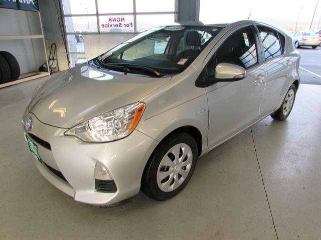 2012 Toyota Prius C Two Hatchback for sale in Coos Bay for $16,986 with 35,041 miles.