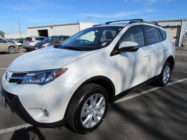 2014 Toyota RAV4 SUV for sale in Coos Bay for $28,987 with 5,406 miles.