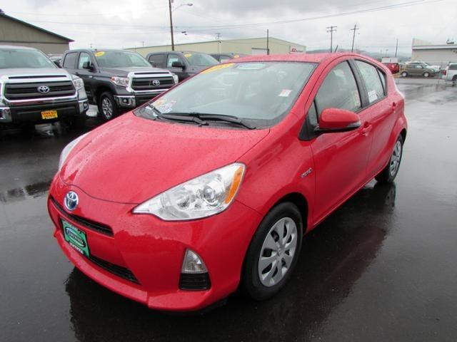 2013 Toyota Prius C Hatchback for sale in Coos Bay for $19,987 with 7,823 miles