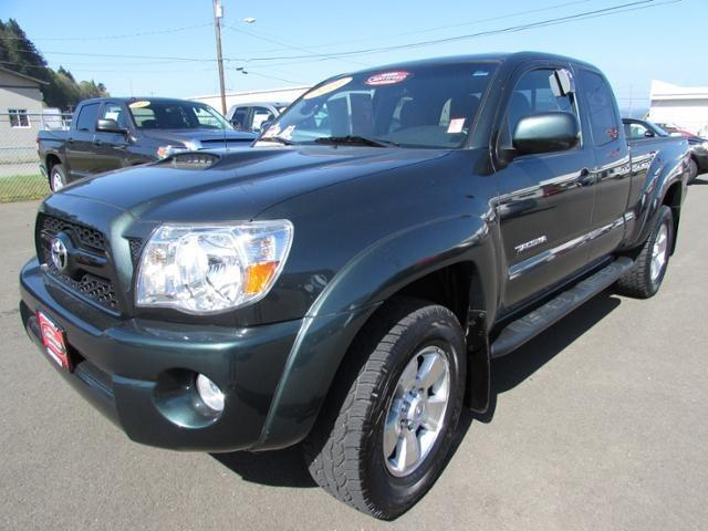 2011 Toyota Tacoma Access Cab Extended Cab Pickup for sale in Coos Bay for $26,987 with 39,166 miles