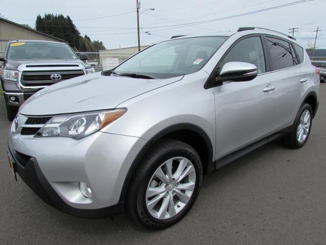 2013 Toyota RAV4 SUV for sale in Coos Bay for $28,487 with 36,750 miles