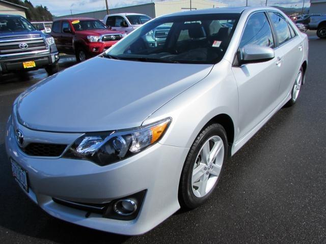 2012 Toyota Camry SE Sedan for sale in Coos Bay for $20,987 with 26,965 miles