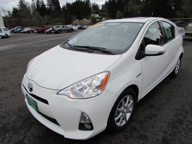2012 Toyota Prius C Hatchback for sale in Coos Bay for $19,987 with 23,991 miles