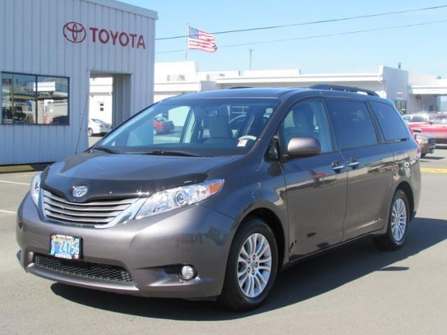 2012 Toyota Sienna Base Minivan for sale in Coos Bay for $36,495 with 11,369 miles.