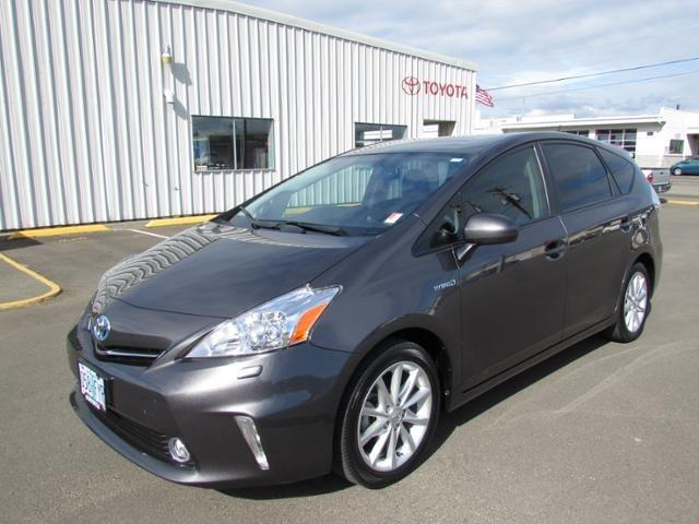 2012 Toyota Prius V Five Wagon for sale in Coos Bay for $24,272 with 28,934 miles.