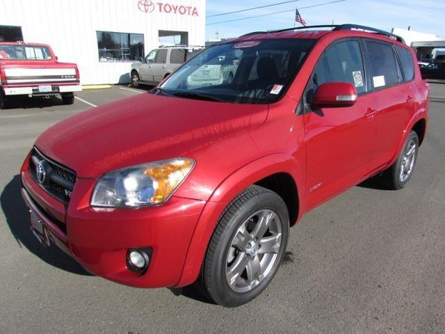 2011 Toyota RAV4 Sport SUV for sale in Coos Bay for $22,818 with 37,762 miles.
