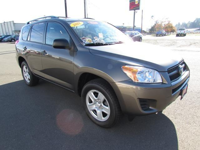 2011 Toyota RAV4 Base SUV for sale in Coos Bay for $17,977 with 52,758 miles.